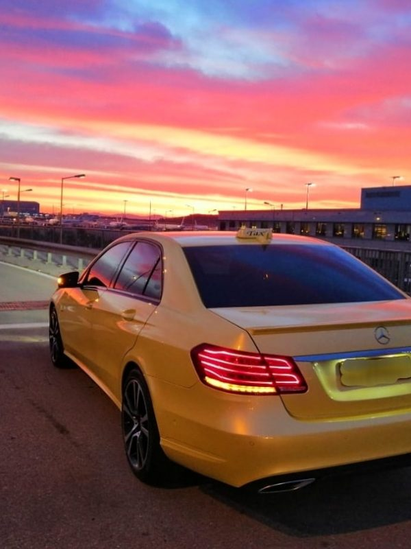 Athens Airport Private Transfer
