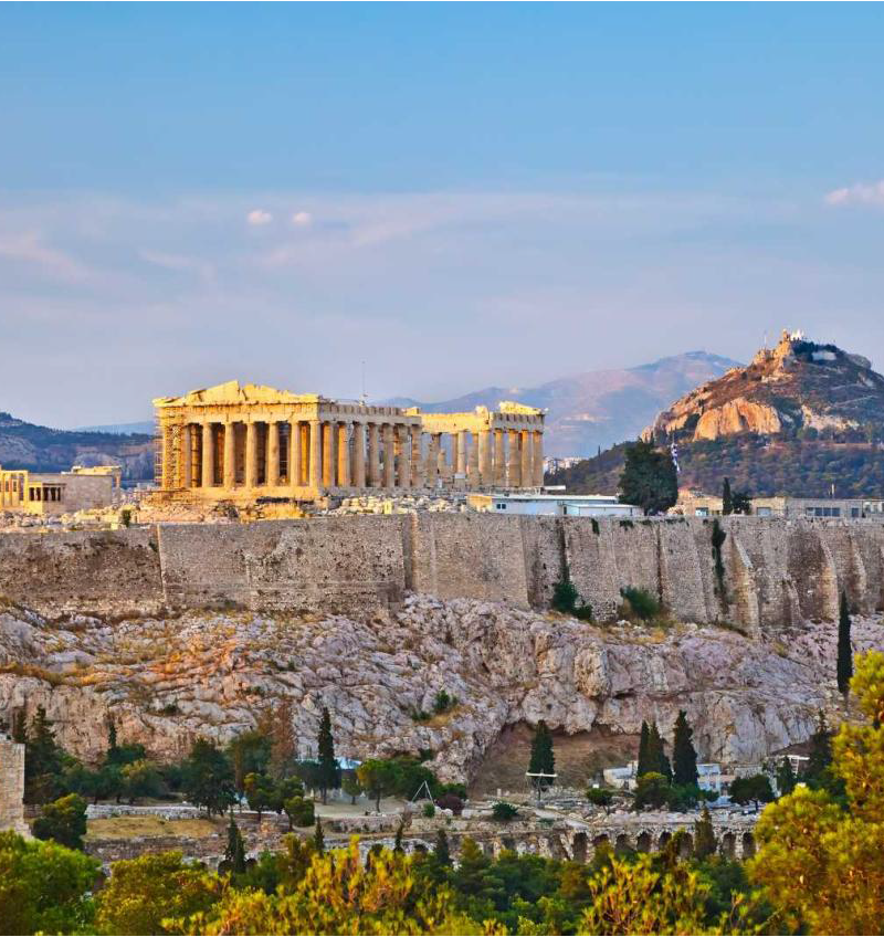 Athens City Tour With Acropolis