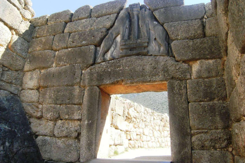 One day to Mycenae