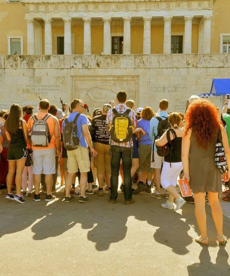 Athens Walking City Tour