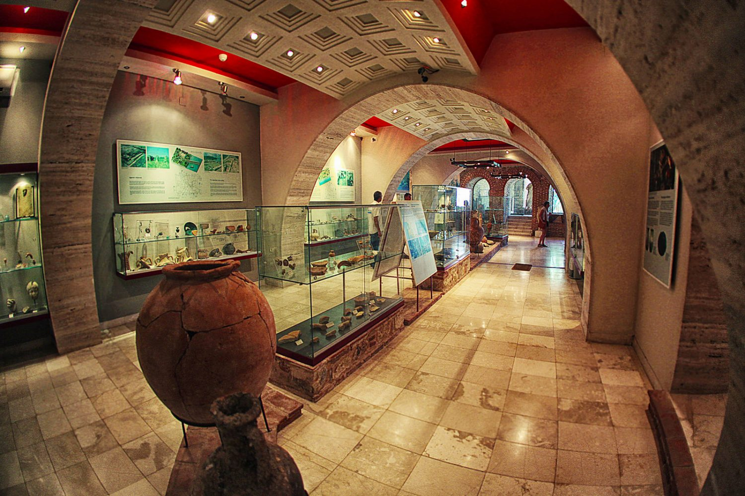 Cruise to Albania from Corfu - Butrint National Park - Albania Butrint Museum