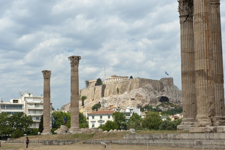 Athens Walking City Tour