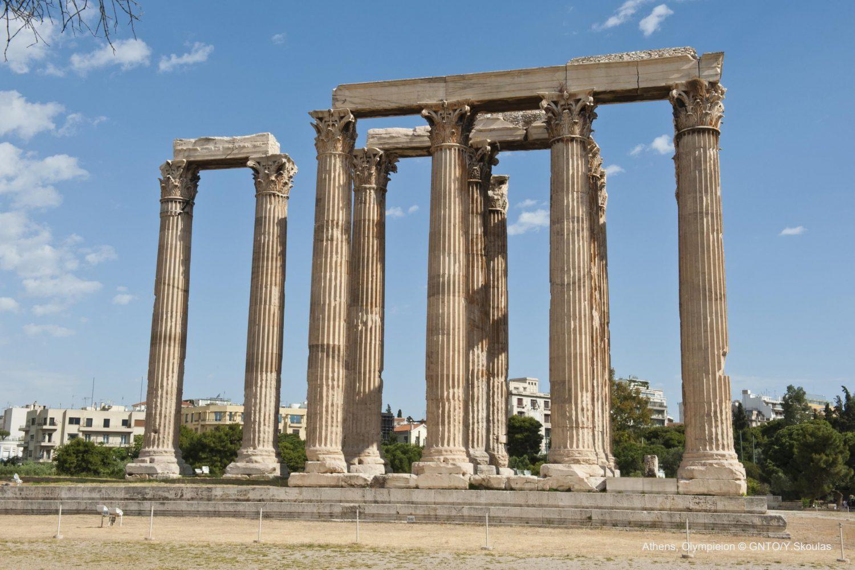 Athens Olympeion