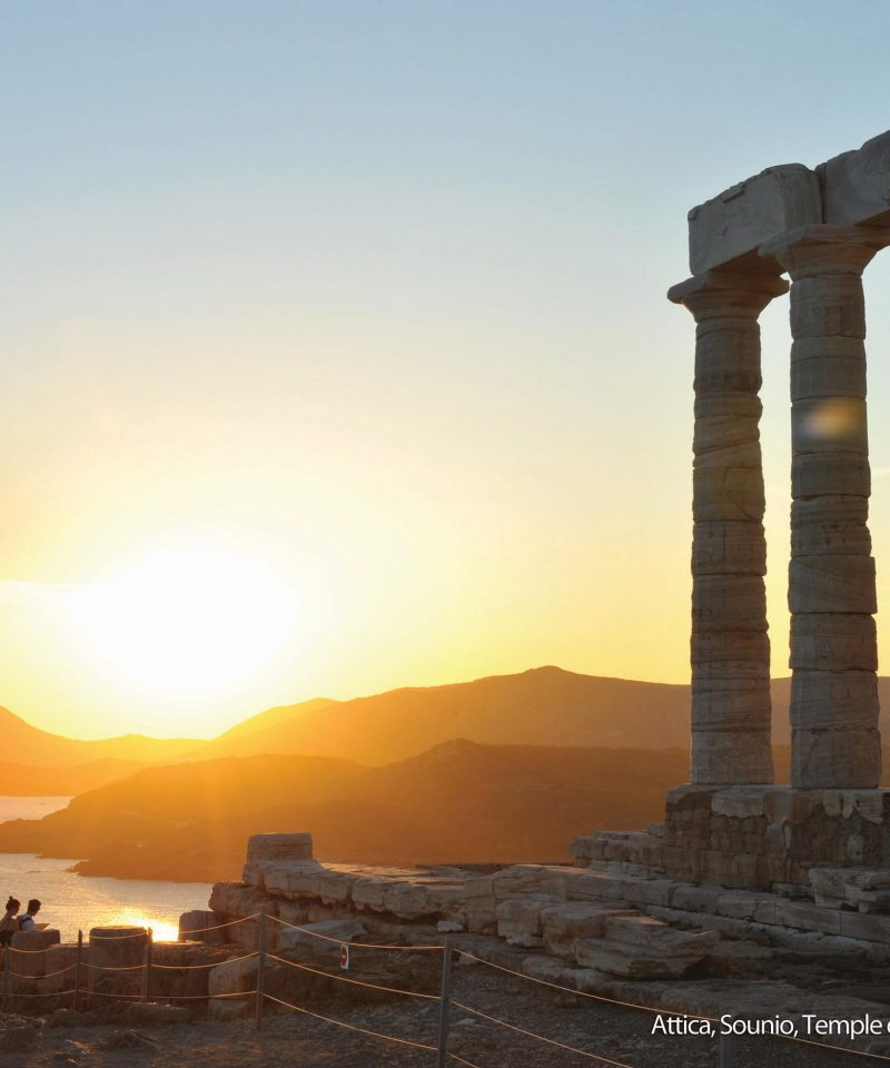 Cape Sounio Temple of Poseidon