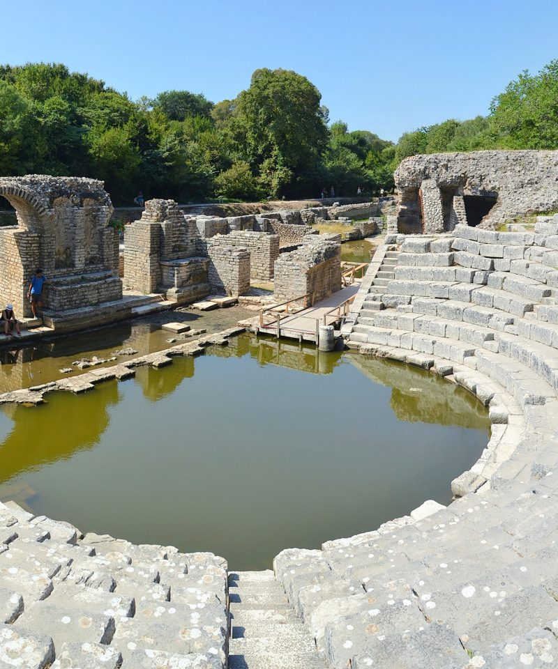 Cruise to Albania from Corfu - Butrint National Park