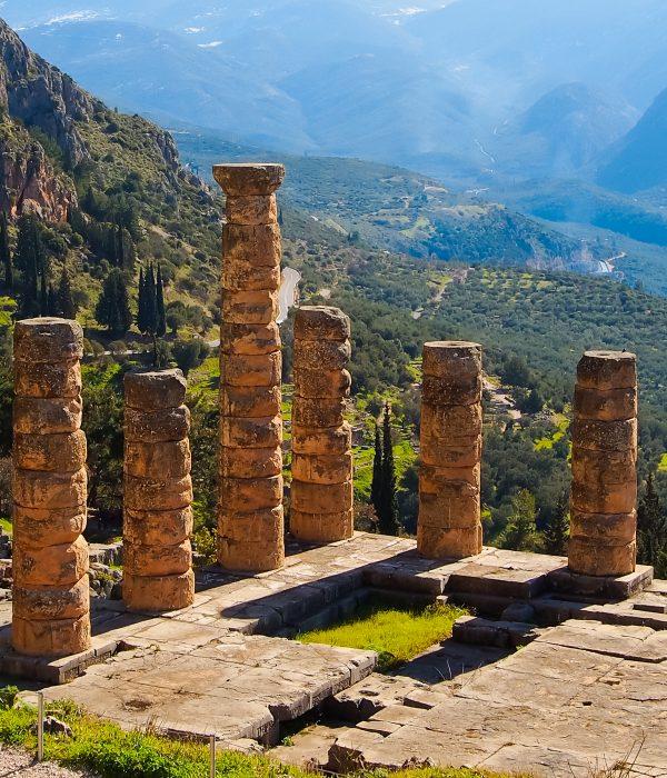 Delphi One Day Trip
