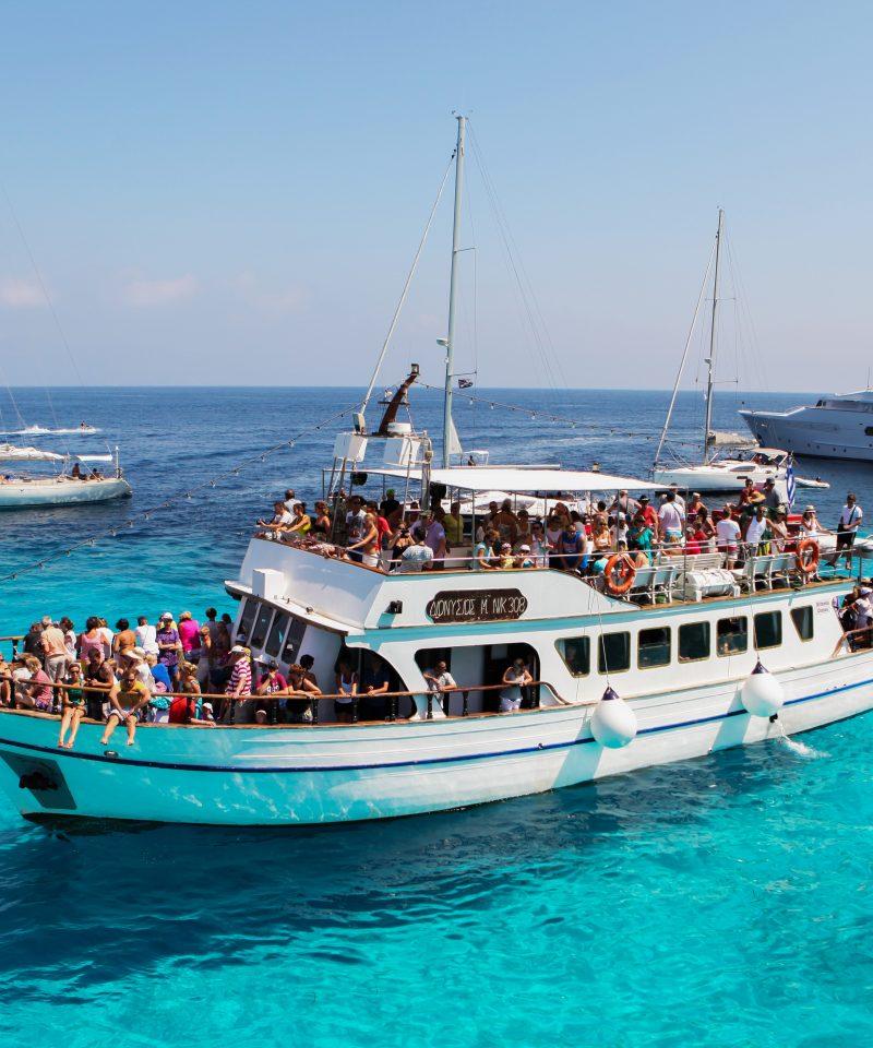 Cruise from Corfu