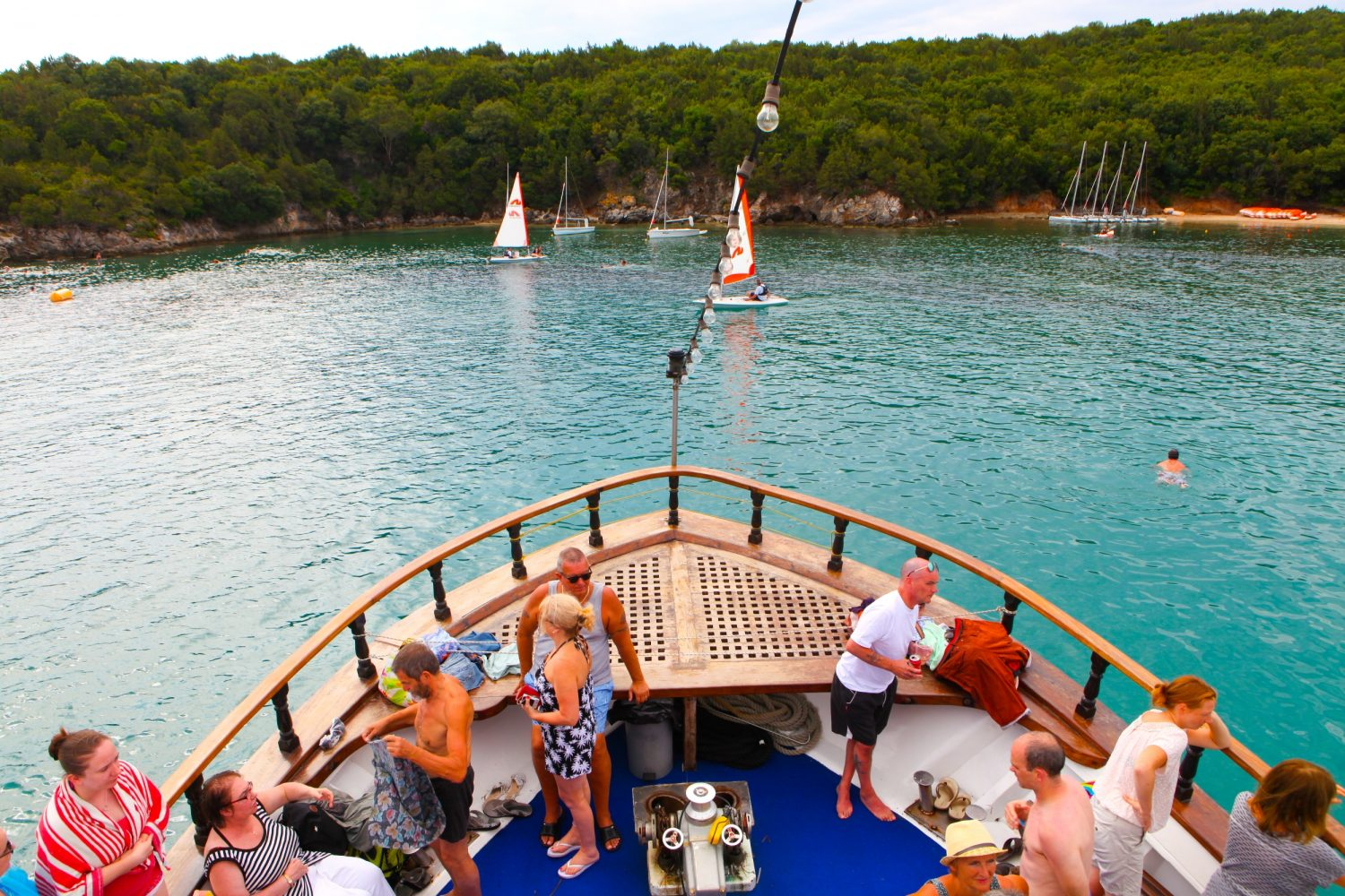 Blue Lagoon Cruise