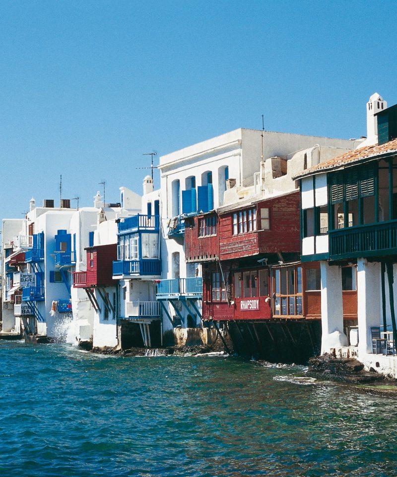 Mykonos City & Island Tour