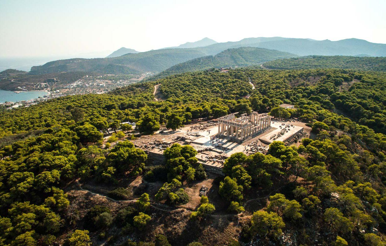 Aegina Aphaia Temple