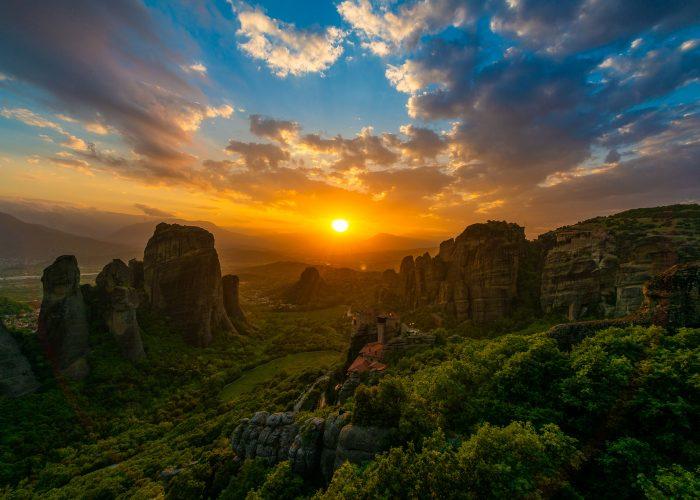 Meteora Sunset Tour