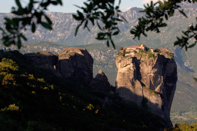Meteora Half Day Tour