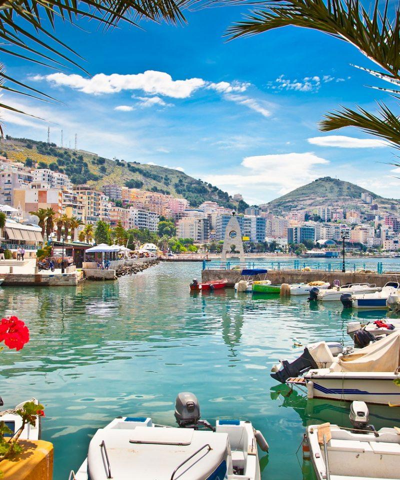 Cruise to Albania
