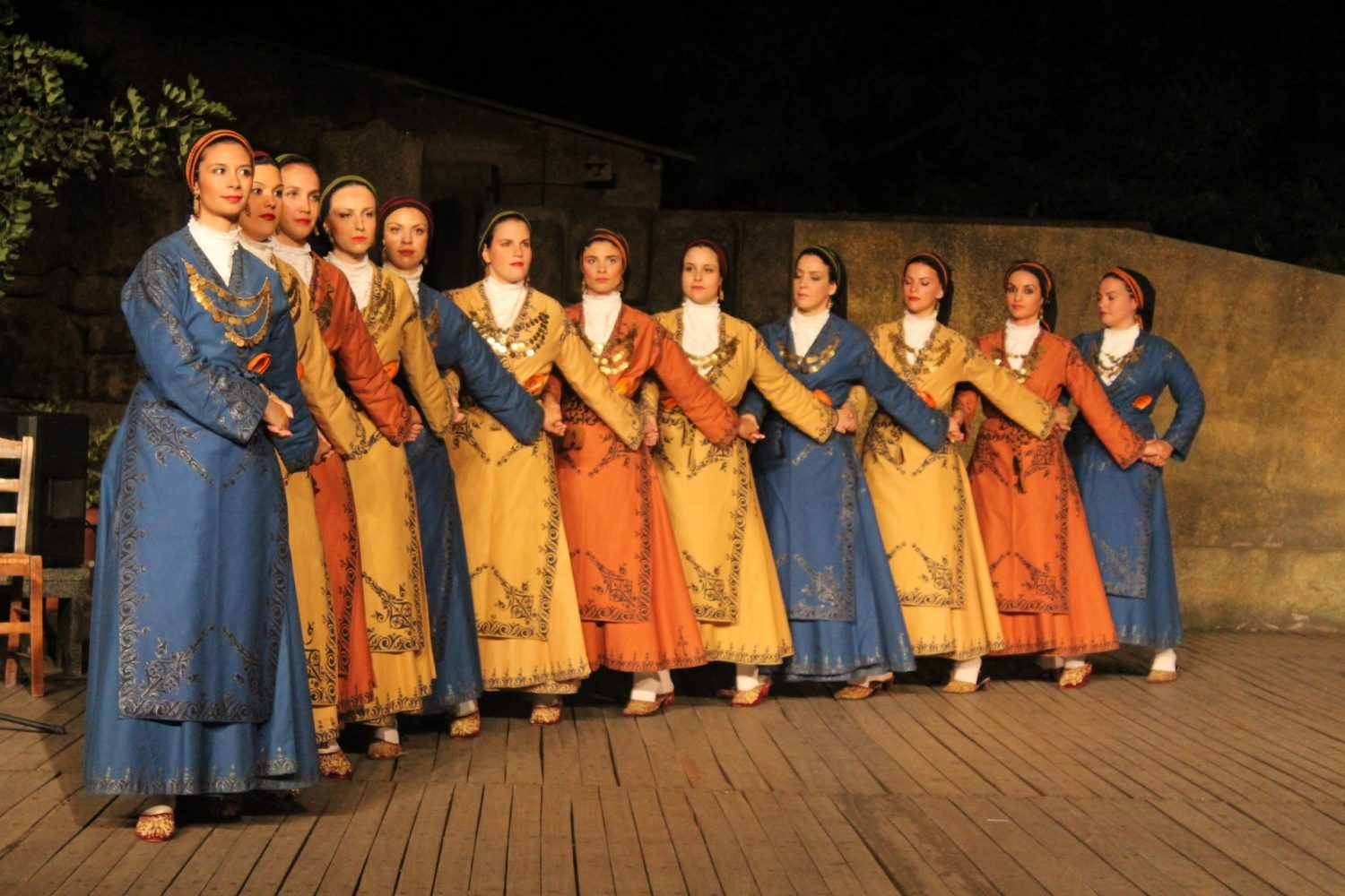 The living museum of Greek Dance show in Athens