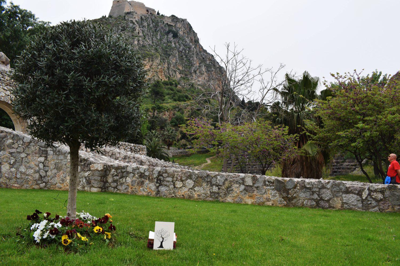 Meet the Greek Poetry Walk in Nauplio