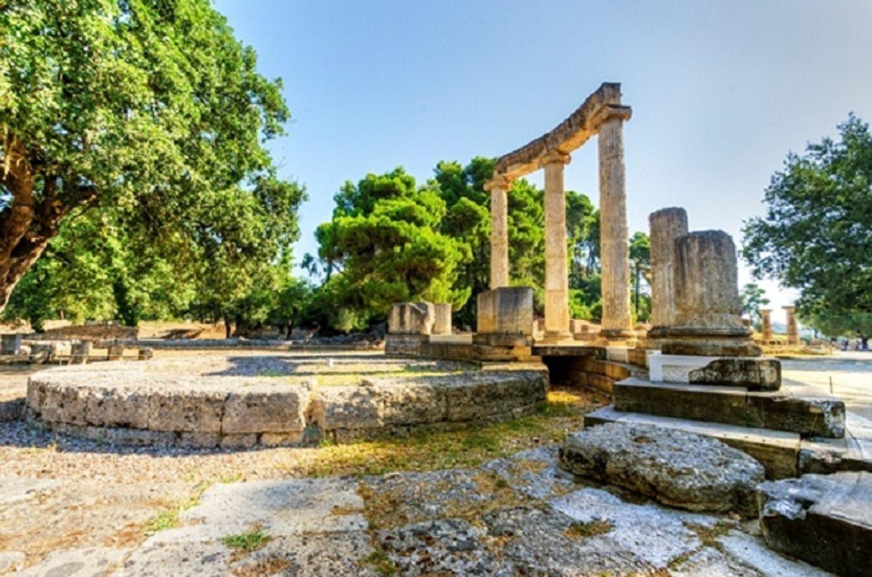 Filippeio - Olympia