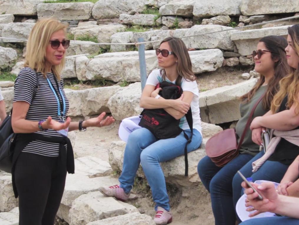 Athens Acropolis Walking Tour