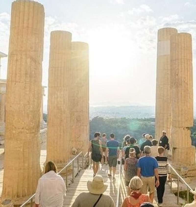 Athens Acropolis Walking Tour
