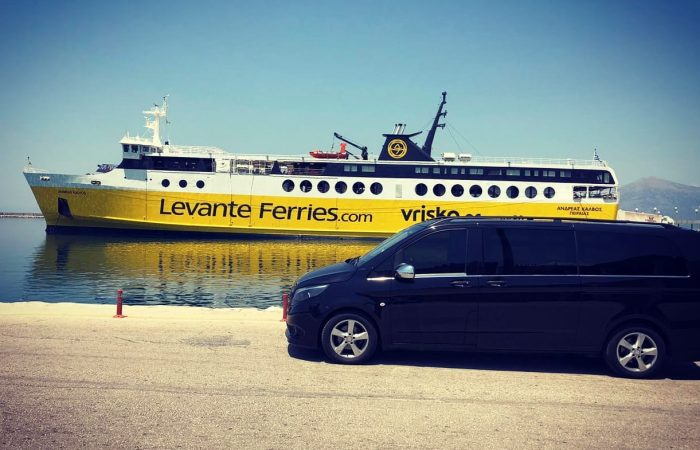 Athens Port Private Transfer