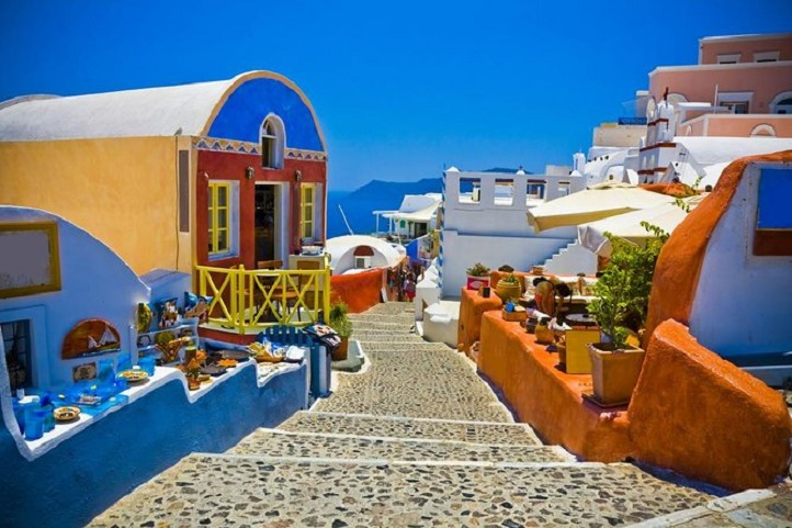 Santorini Afternoon Tour
