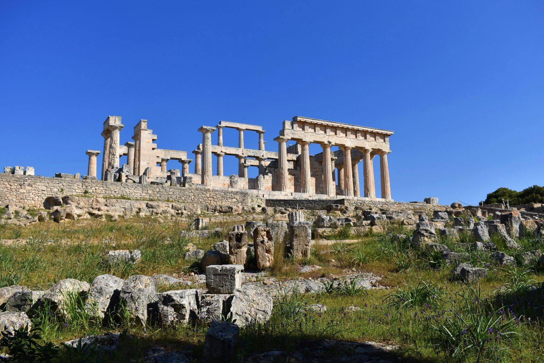 Alphea Temple Aegina