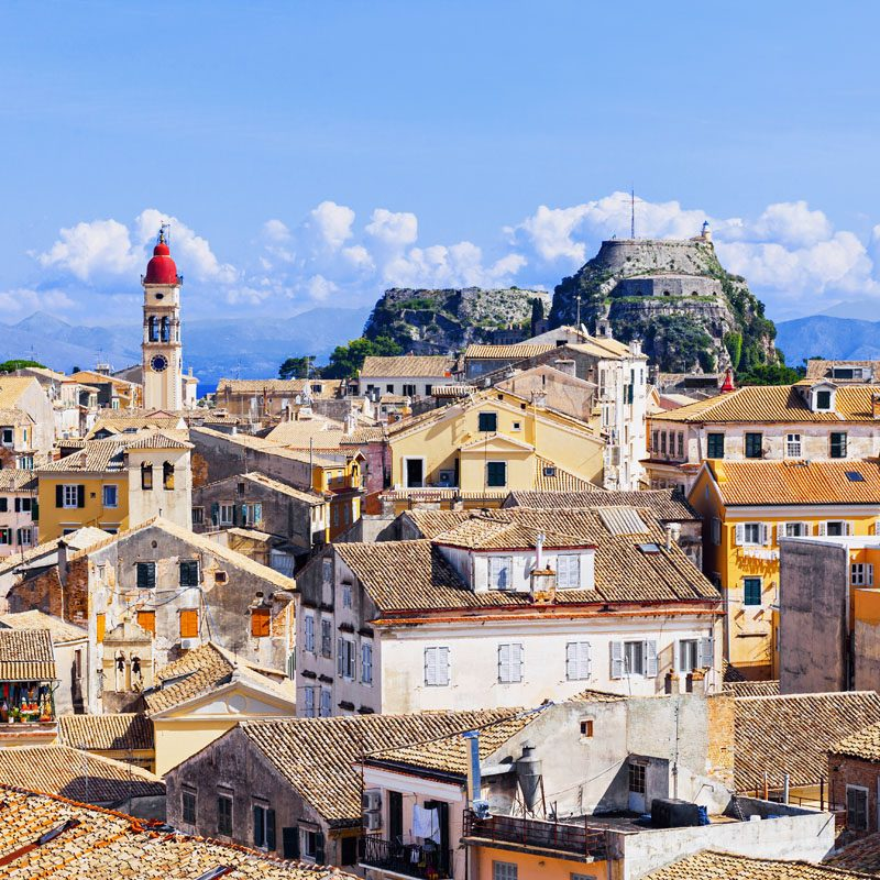Half Day Corfu Private Tour