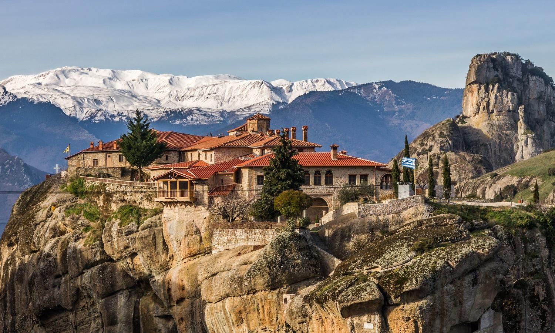 Meteora Tour from Corfu