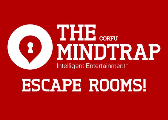 Corfu Escape Rooms - Mind the Trap