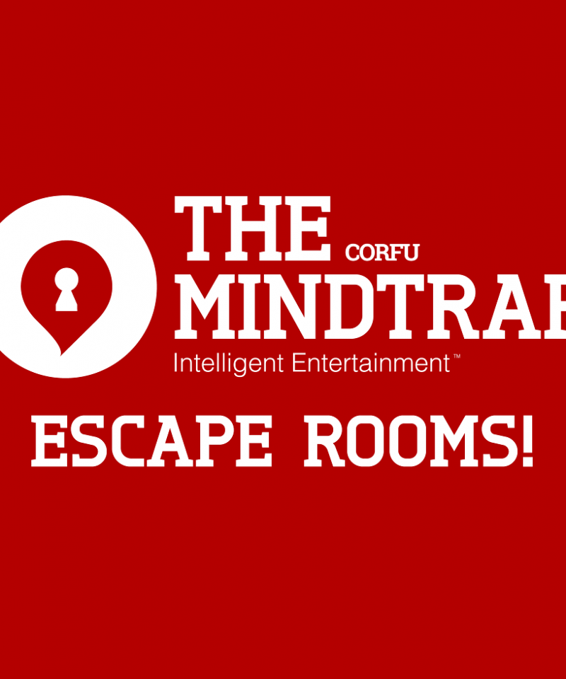 Corfu Escape Rooms - Mind the Trap