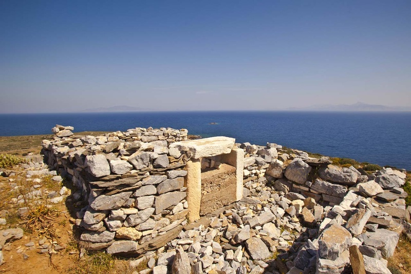 Homer's Tomb Ios