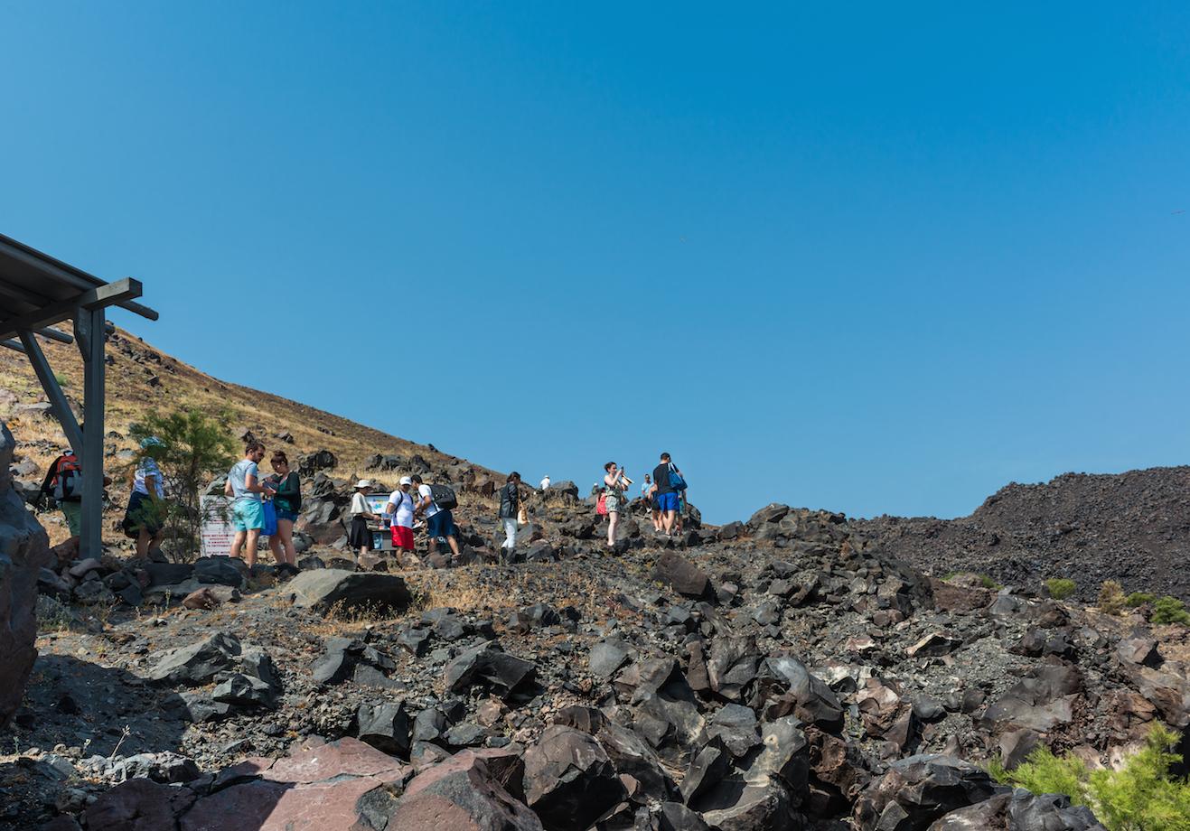 Full Day Volcano Tour