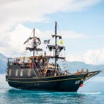 Black Rose Pirate Ship