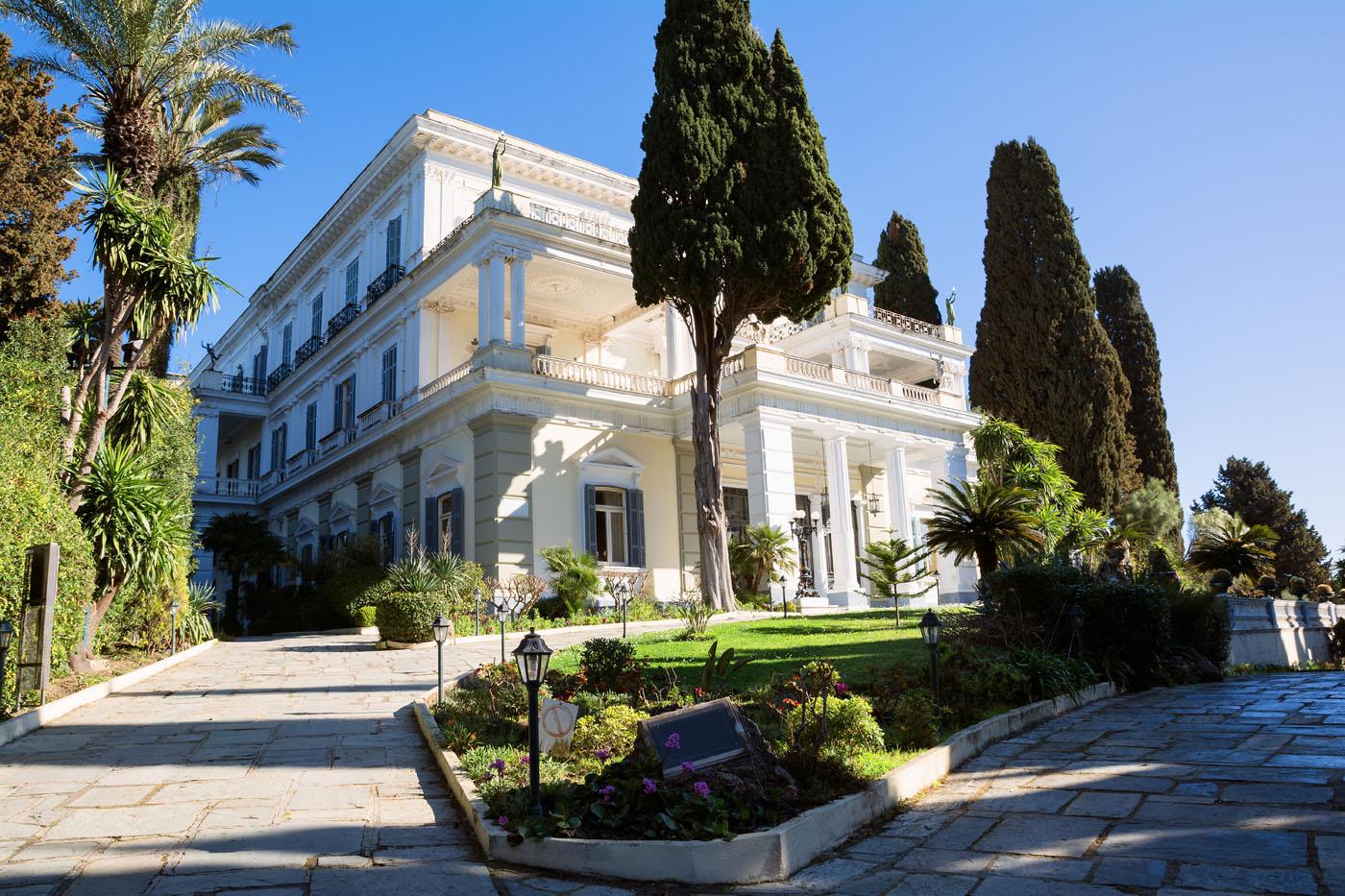 11Private Tour in Corfu