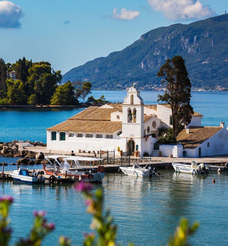 Corfu Island Tour