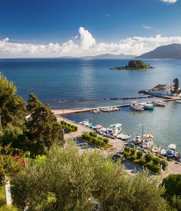 Private Tour in Corfu