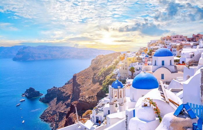 Private Santorini Tour