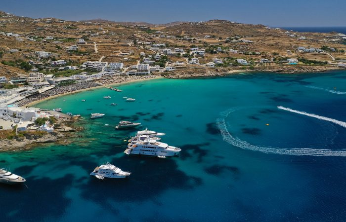 Mykonos Island South Coast Cruise