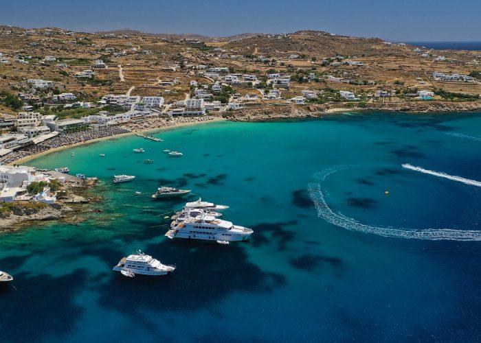 Mykonos Island South Coast Cruise