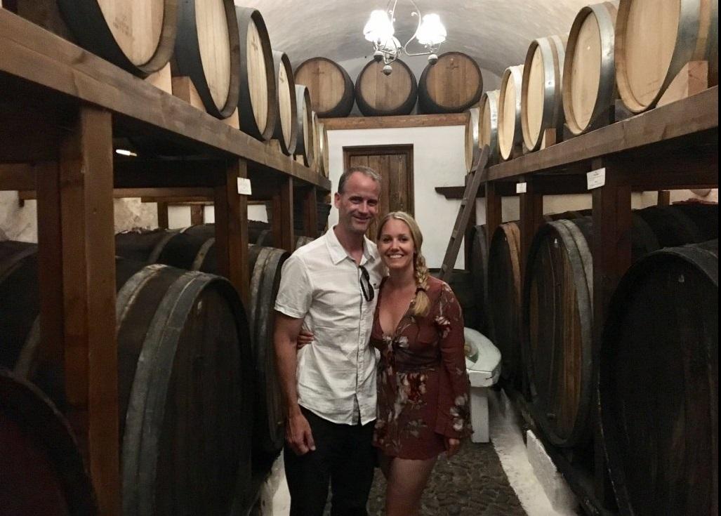 Private Santorini Wine Tour