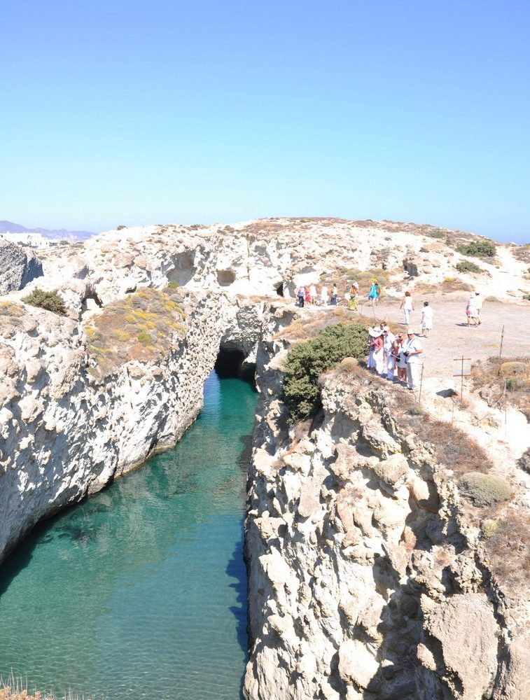 Private Hiking Tour in Milos